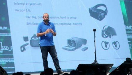 Realidad aumentada será mayor cambio tecnológico desde internet