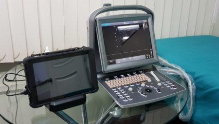 Crean sistema que puede llevar ecografías a zonas rurales