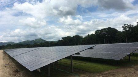 Inauguran Parque de Energía Solar que ofrecerá energía a 2100 hogares en Costa Rica